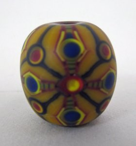Mosaic Glass Bead