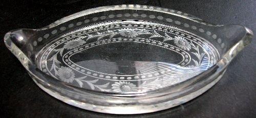 Engraved Dish