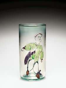 Untitled Cylinder (with Doll)