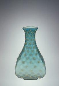 Coralene Vase