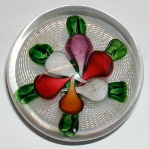Paperweight with Turnips