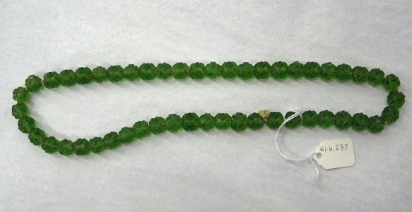 String of 49 Beads
