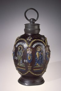 Apostles Flask and Cover