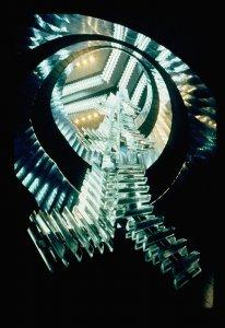 Light sculpture [slide].