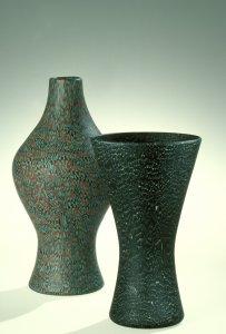 """""""Murrine"""" (Mosaic) Vase"""