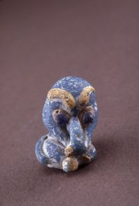Pendant with Baboon