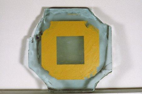 Yellow window [slide].