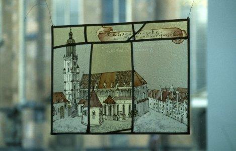 St. elisabeth kirche von suden [slide].