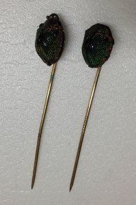 Pair of Stick Pins