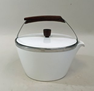 Corning Ware Tea Kettle, Pre-Production Model