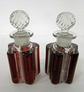 2 Perfume Bottles