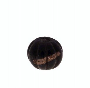 Tombodama (Complex Glass Bead) or Inlaid Kuchinashidama (Gardenia Seed Bead)