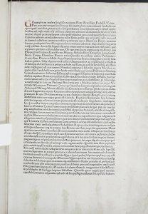 Geographiam multos scripsisse novimus Pater Beatissime Paule II. Venete Pon. maxime: temporu[m] nostrorum felicitas & gloria: cum eiusmodi sit doctrinae opus quod omnibus gratum...