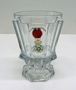 Encrusted Beaker