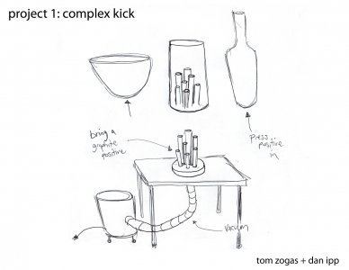 Project 1 [electronic resource]: complex kick.