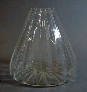 "Open Cone-Shaped ""Optic"" Vase Prototype"