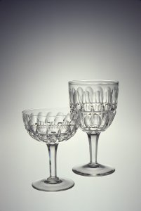 Goblet and Champagne