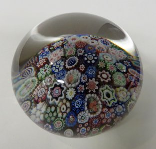 Paperweight with Pedestal