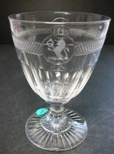 Peter Cherry Water Glass
