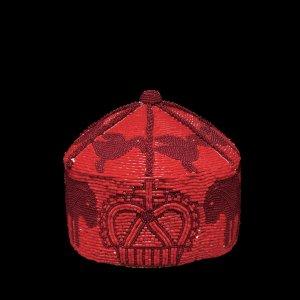 Beaded Coronet (Orikobofo)