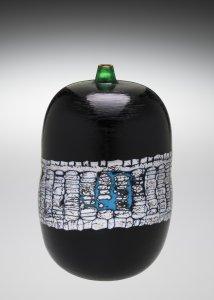 Strade a Mosaico Vase