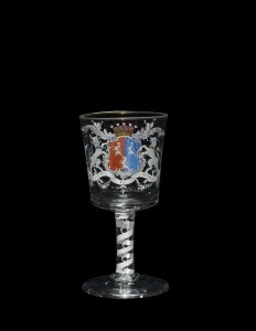 Armorial Goblet