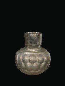 Globular Bottle with Short Neck
