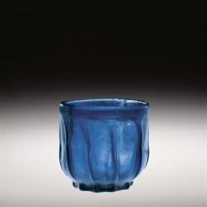 Vertically-ribbed Cup