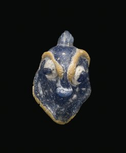 Pendant in the Shape of a Demon's Head