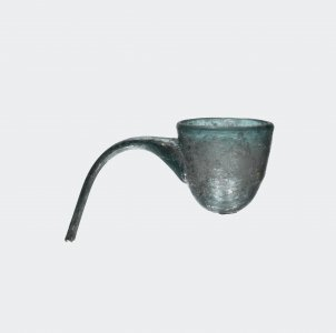 Vessel with Spout