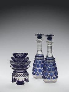 Sakazuki 2 Decanters and 3 Cups Set