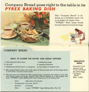 Be a better cook with Pyrex ware brand: good things to eat, easy menus, prize recipes.