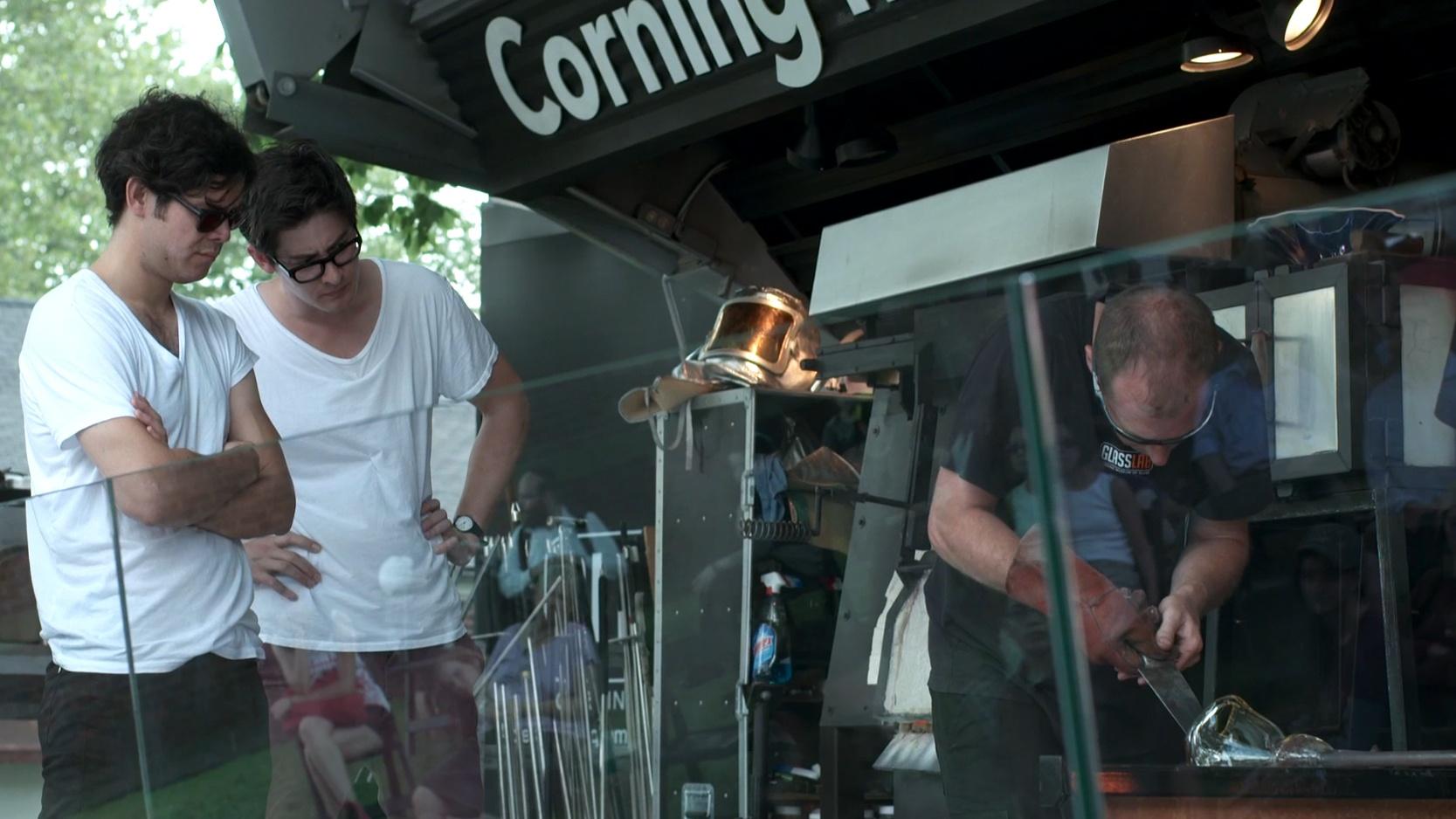 Chris Leong | Corning Museum of Glass