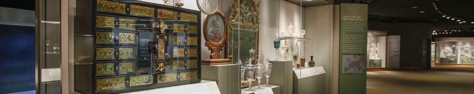 Glass in 17th- 19th-Century Europe