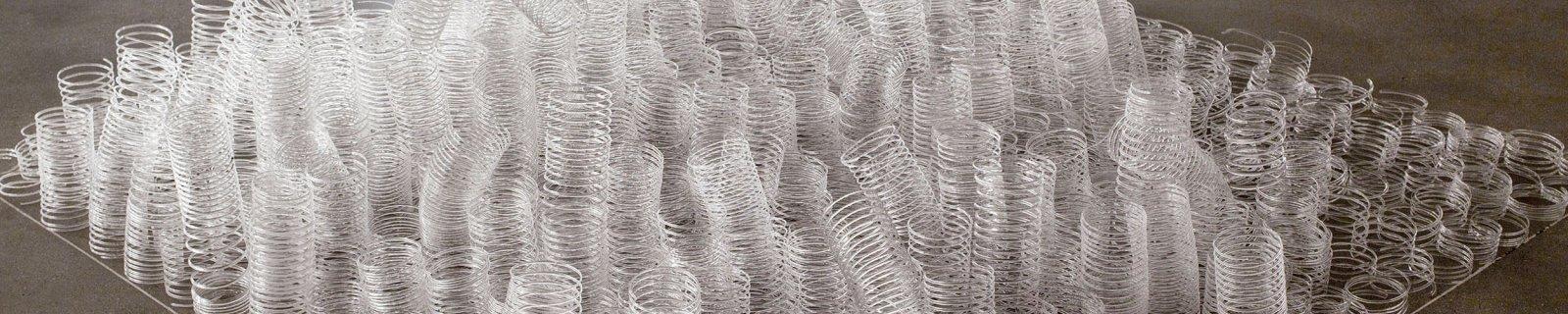 Some Chaos by Stine Bidstrup, New Glass Review 37