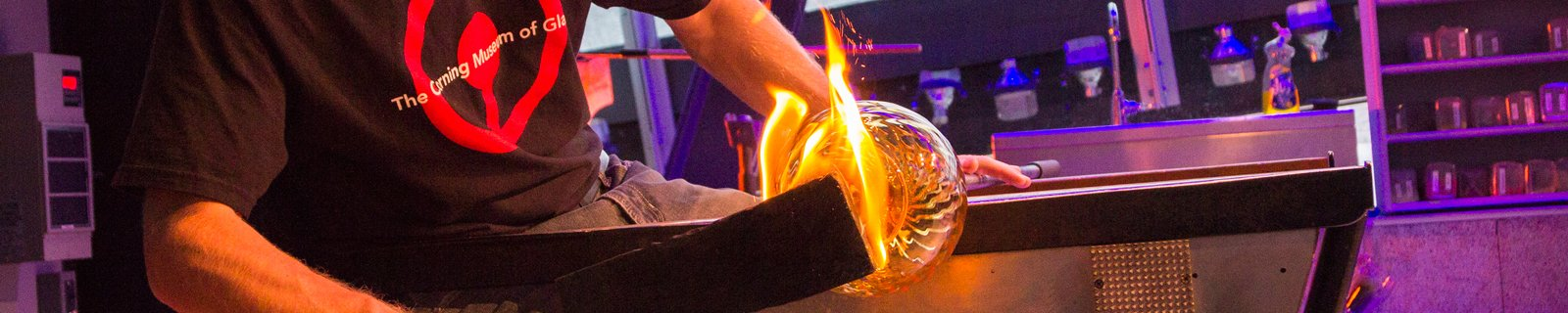 See a Hot Glass Demo.