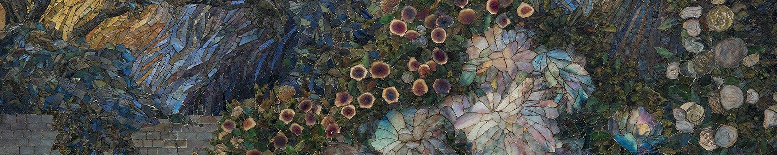 The Dream Garden (detail)