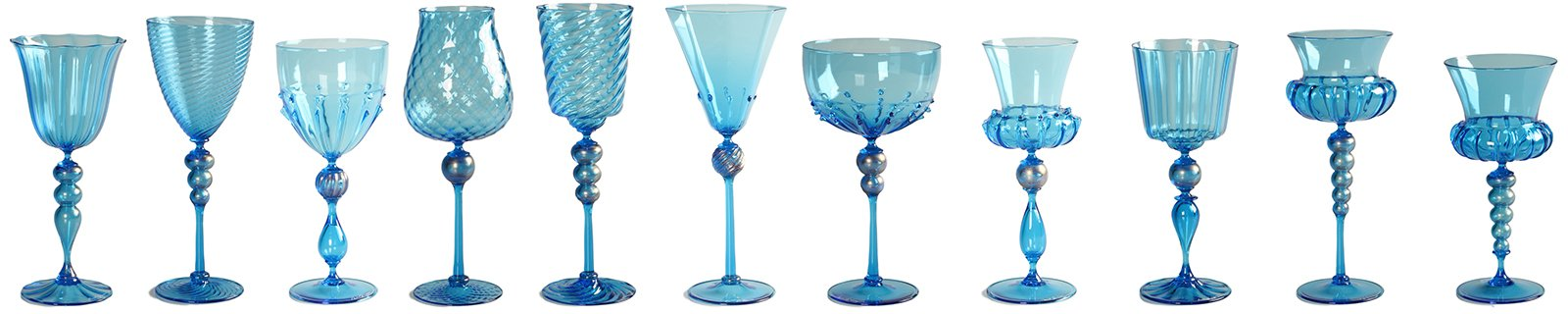 One-of-a-Kind Goblets by Michael Schunke