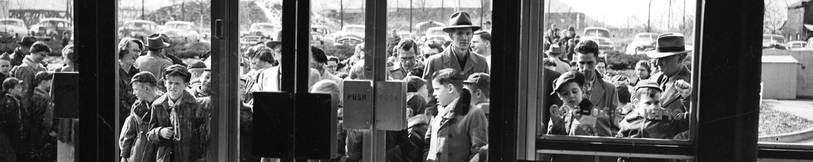Opening day: May 19, 1951.