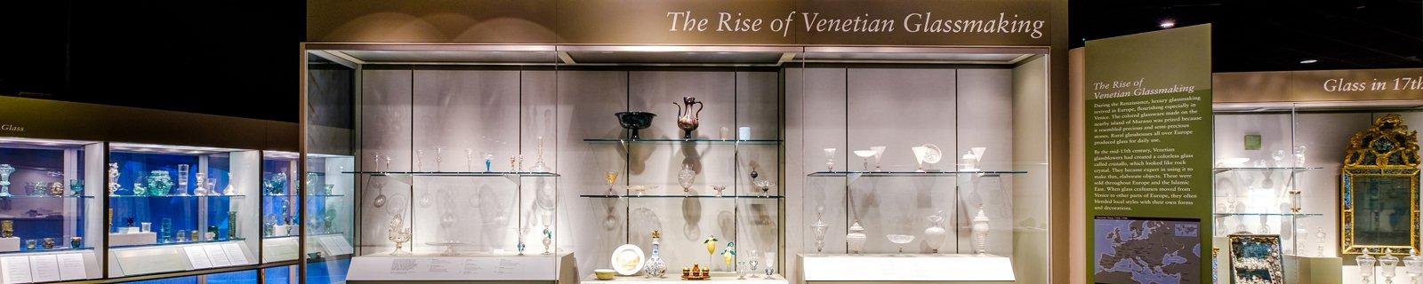 The Rise of Venetian Glassmaking