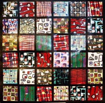 Crazy Quilt by Martin Kremer