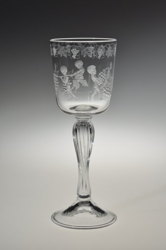 Wine Harvest Goblet by Max Erlacher, Photo by Harry Seaman