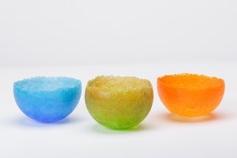 Tippy Bowls by Jessi Moore, photo by Nathan Shaulis