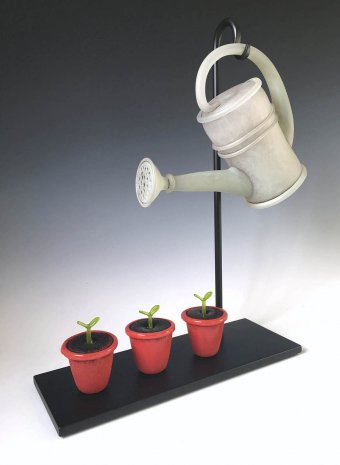 New Growth by Jen Violette