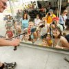 Hot Glass Roadshow at America's 400th anniversary celebration