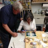 Level I: Introduction to Stained Glass