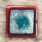 Glass Fusing: Reactive Colors