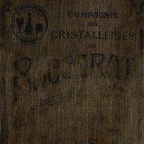 Tarif des articles de toilette / Compagnie des cristalleries de Baccarat.