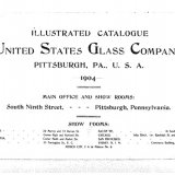 Illustrated catalogue, 1904.