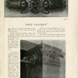 L'art décoratif: revue mensuelle d'art contemporain.